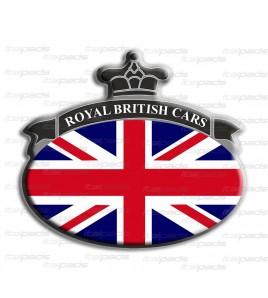 Union Jack Royal British bandera pegatina Range Rover B/G