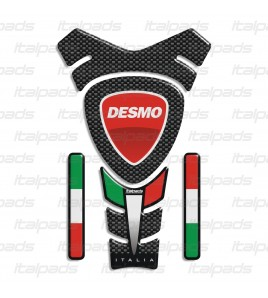 """Protector de depósito """"ITALIA Racing"""" para Ducati  mod. """"Texas"""" + 4"""