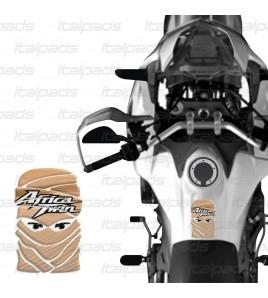 "Protector De Depòsito para Honda Africa Twin CRF 1000 mod. ""Tuareg Desert"""