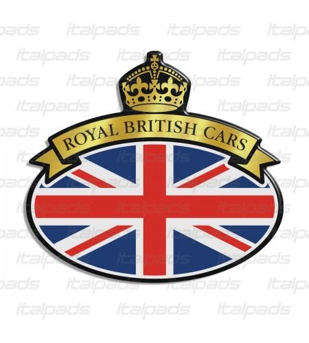 Union Jack Royal British bandera pegatina Range Rover G/W
