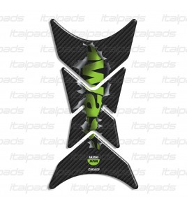 Shark+2 Protector De Dep/òsito para Kawasaki Z800 tonos grises mod