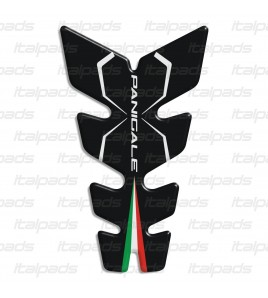 Protector De Depòsito negro adecuado para Ducati Panigale
