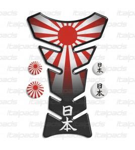 Protector De Depòsito  bandera Japón Tank Pad protector + 4