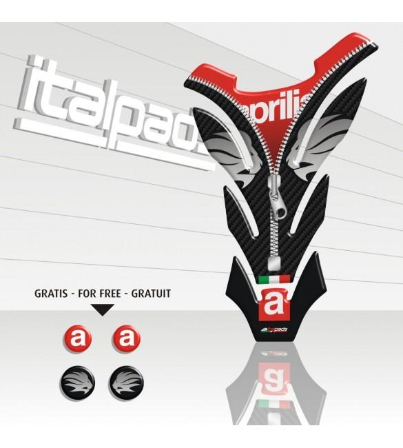 APRILIA TUONO RSV4  MOTORCYCLE TANK PROTECTOR PAD PROTECK GP ITALY