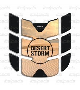 """Protector De Depòsito para Honda Africa Twin CRF 1000 mod. """"Compact2 Desert"""""""
