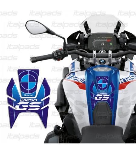 Protector De Depòsito en tono azul para BMW R 1250 GS