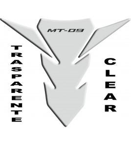 Protector De Depòsito para Yamaha MT-09 transparente del 2014 al 2015