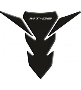 Protector De Depòsito Tank Pad para Yamaha MT-09 negro 2014 - 2015 models