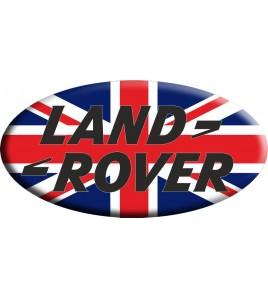 Union Jack Royal British bandera pegatina Land Rover OVAL