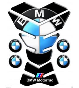 """Protector De Depòsito Tank Pad negro para BMW mod. """"new york"""" +4 gratis"""