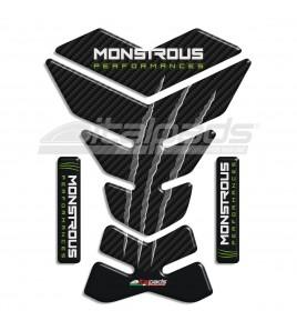 Protector De Depòsito Monstrous Monster Mod. York Top
