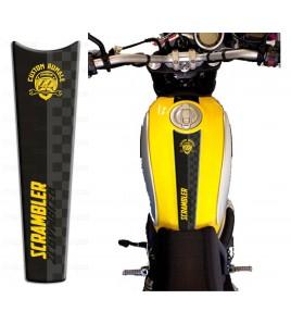 Protector De Depòsito adecuado para Ducati Scrambler