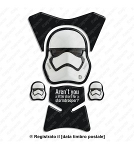 Protector De Depòsito Tank Pad Star Wars Stormtrooper primer orden